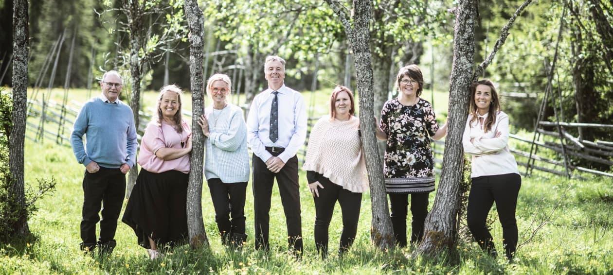 All personal på Bergs Begravningsbyrå